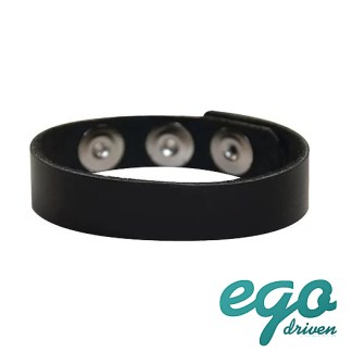 Leather Cock Ring - Anneau Pénien en Cuir - Ego Driven