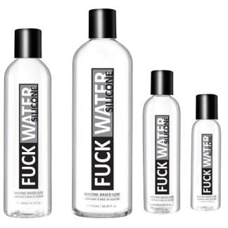 Fuck Water Silicone - Lubrifiant Silicone