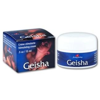 Geisha - Crème Stimulante pour Elle