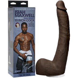 Isiah Maxwell - Vac-U-Lock - Gode Signature - Doc Jonhson