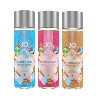 JO H20 Flavor - Candy Shop - Lubrifiant Saveur - System Jo