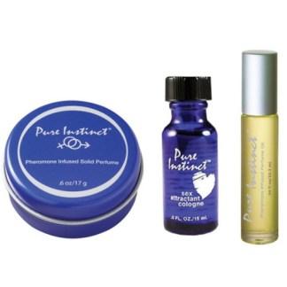 Pure Instinct - Parfum de Phéromone Unisexe