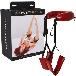 Thigh Sling - Saffron - Sangles de Positions - Sporsheets