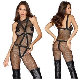 Bodystocking en Filet - 0291 - Dreamgirl