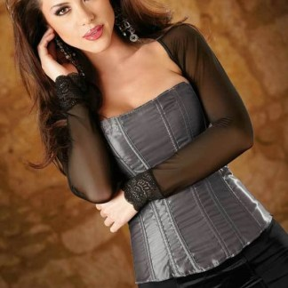 Mini-veste Transparente - 45008 - Escante