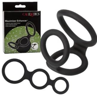 Maximizer Enhancer - Anneaux Triple - California Exotics