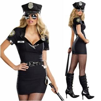 Policière Sexy - Costume - 8816 - Dreamgirl