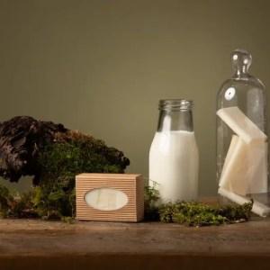 Produits au lait d'ânesse