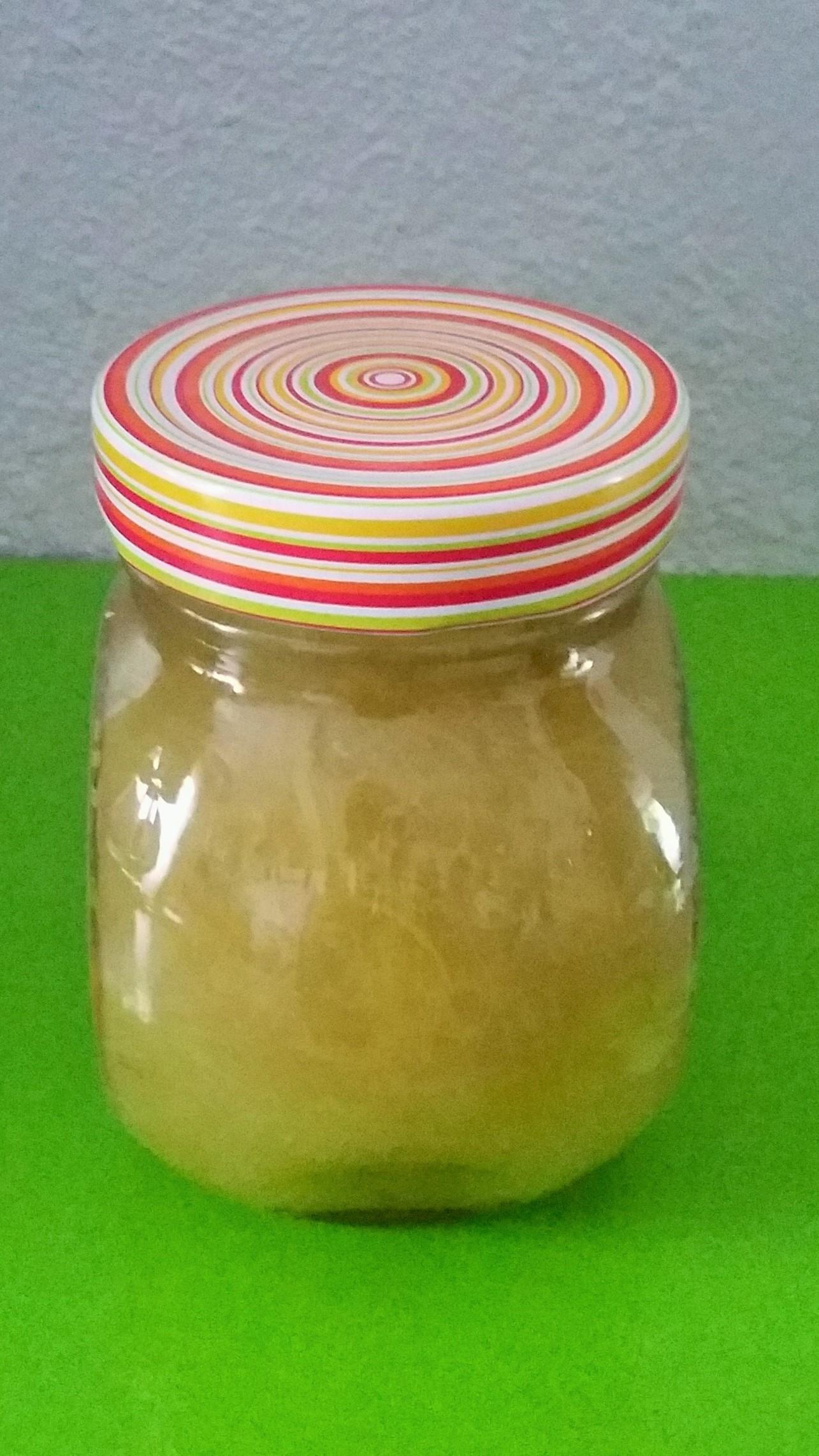 Confiture De Rhubarbe Et Pommes : confiture, rhubarbe, pommes, Confiture, Rhubarbe, Pomme, P'tit, Labo!