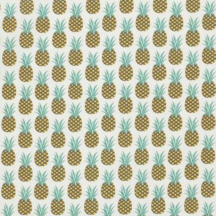 cretonne ananas