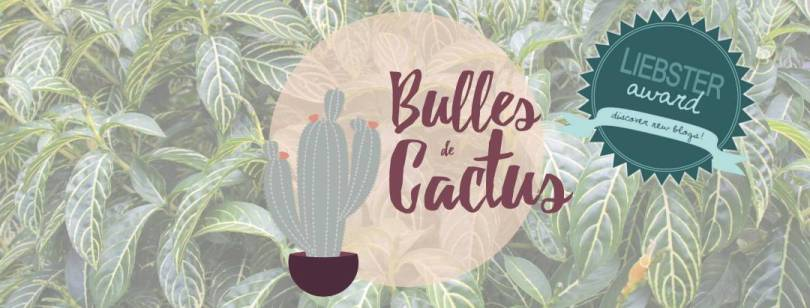 bulles de cactus liebster award
