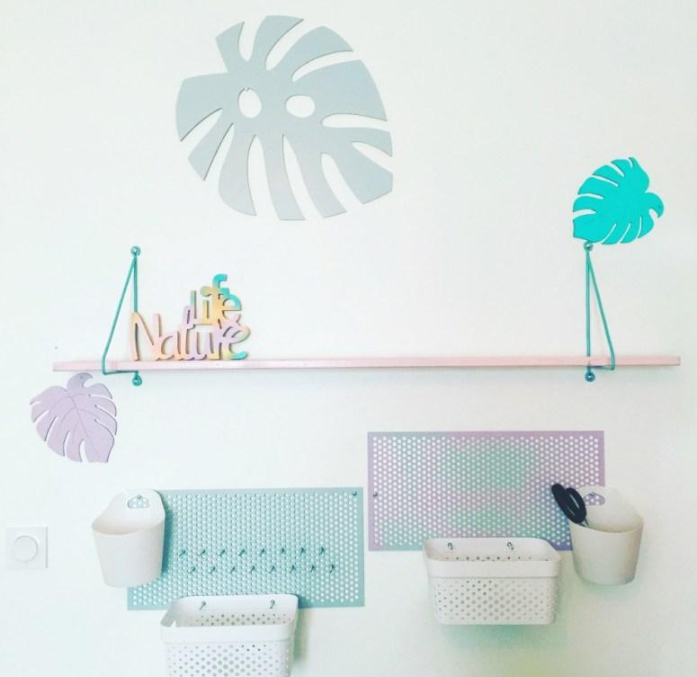 bureau tropical pastel wip