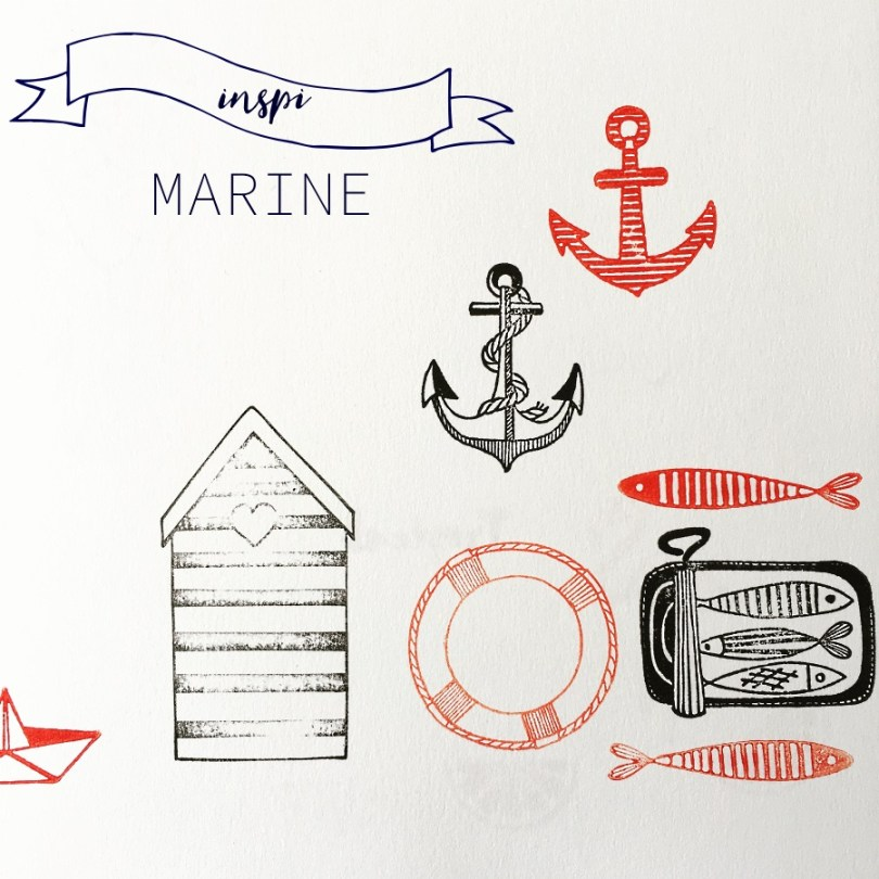 tampons inspi marine
