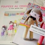 Adorables poupées au crochet