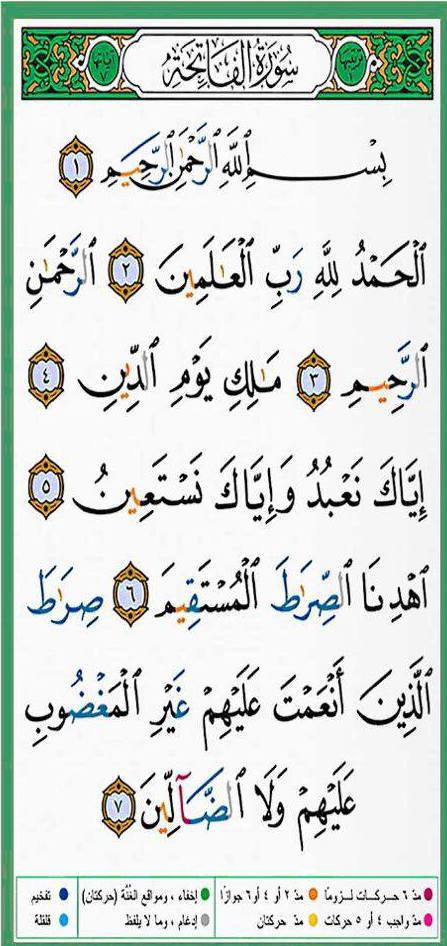 Sourate Al Fatiha En Arabe : sourate, fatiha, arabe, Apprendre, Coran, Minutes, Quran