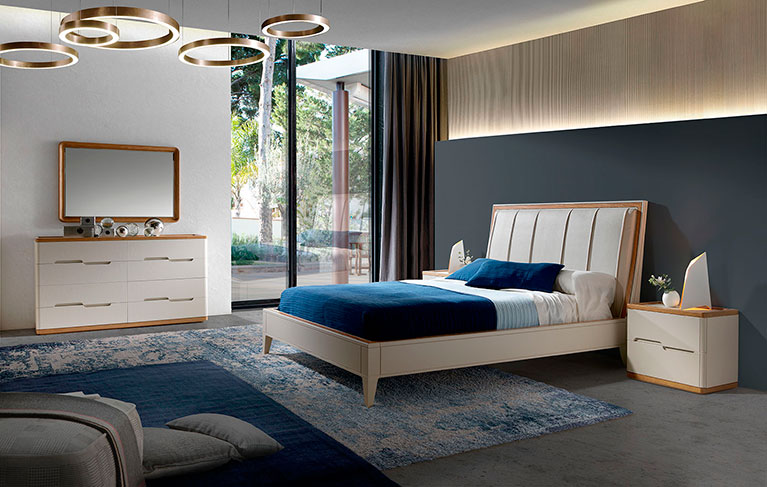 Muebles Monrabal Chirivella. Camas Valentina. Diseño y distinción en ...