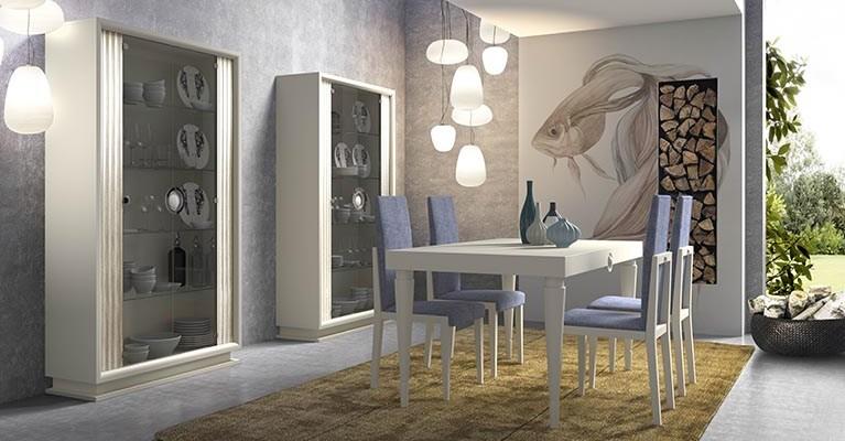Muebles de comedor ¿qué prefieres? ¿minimalistas o clásicos?
