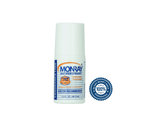 Monray Underarm Antiperspirant roll on applicator
