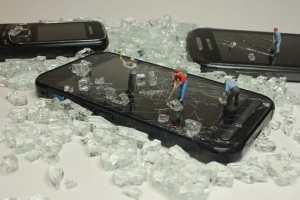 Réparation d'un portable à Rennes