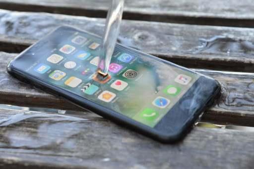 La réparation d'iPhone tombé dans l'eau avec Mon Réparateur à Rennes 1