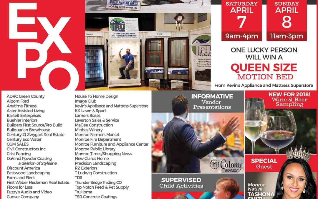 2018 Stateline Home and Business Expo  April 7-8