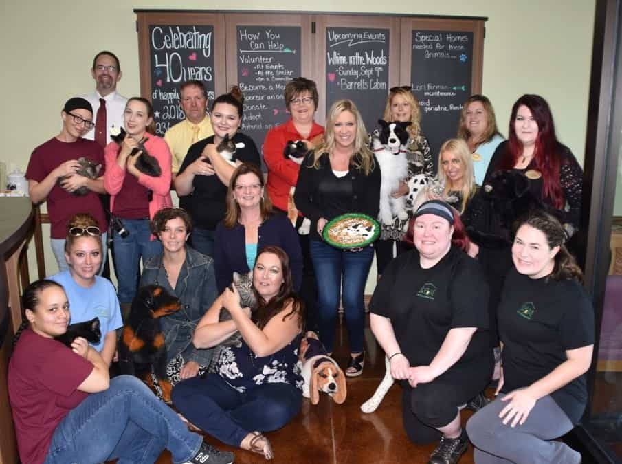 Meet Green County Humane Society
