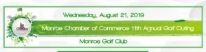 11th Annual Chamber of Commerce Golf Outing @ Monroe Golf Course   Monroe   Wisconsin   United States