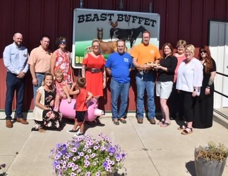 July Chamber Member of The Month-Meet Beast Beast Buffet