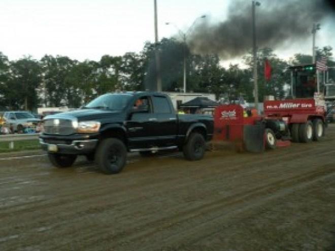 Truck Pull Work Stock Diesel