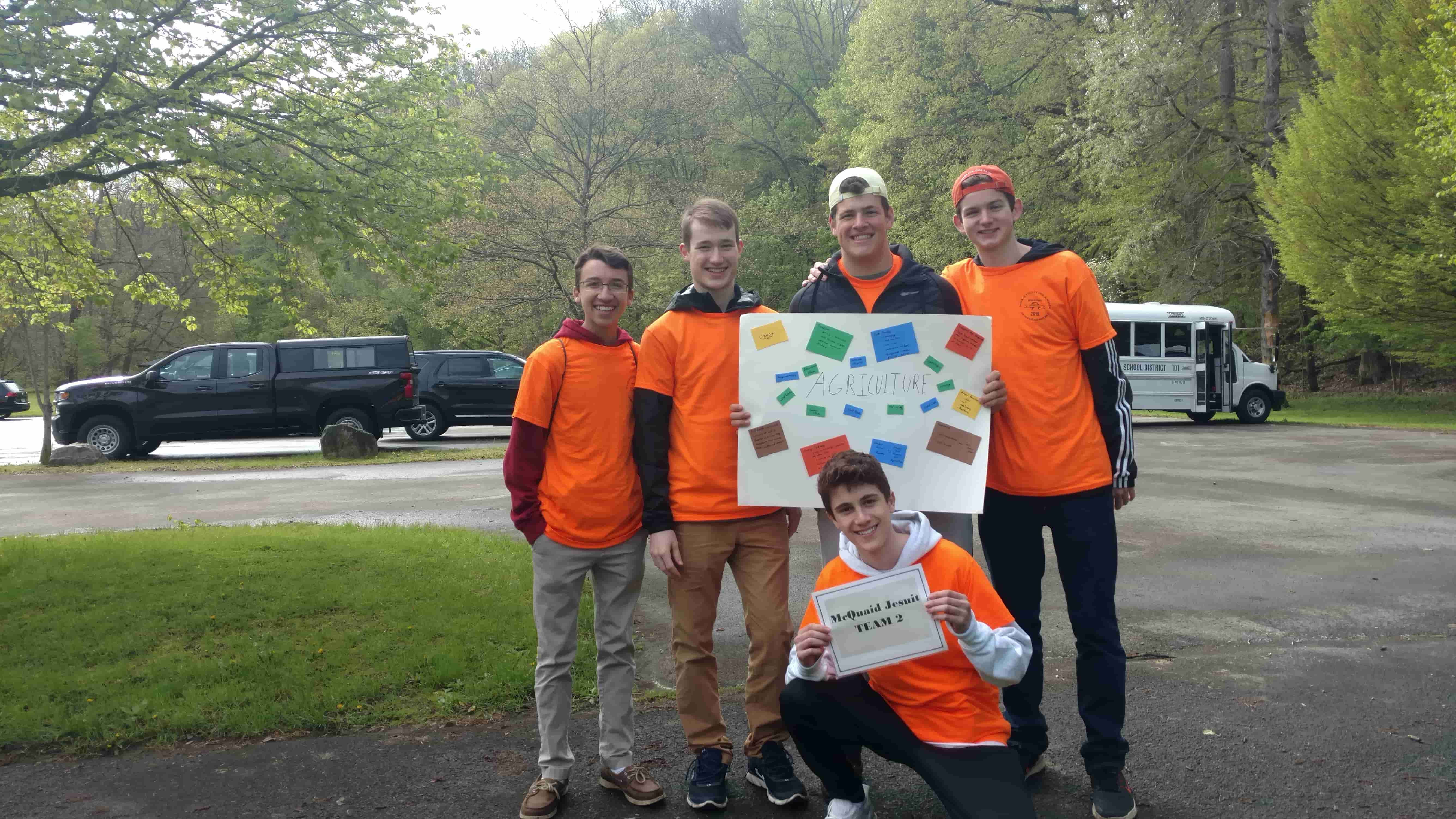Envirothon Monroe County Soil Amp Water Conservation District