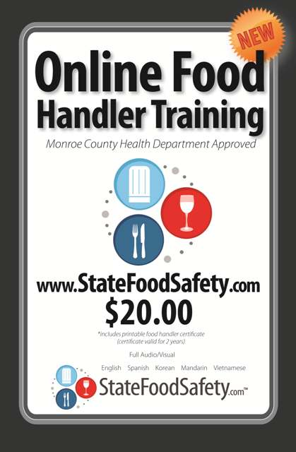 Food Handler Card Monroe Health Center