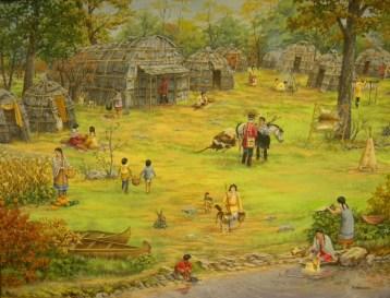 fran-maedel-indian-village