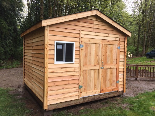 Standard Shed 10x12