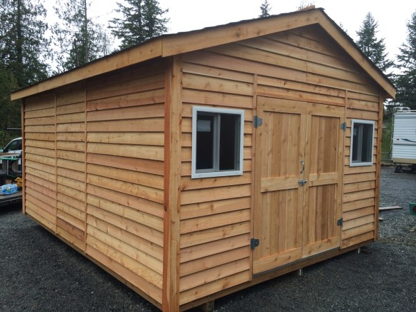 Standard Shed 12x16