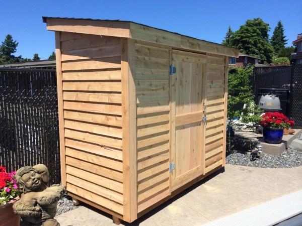 Garden Hutch Shed 8x4