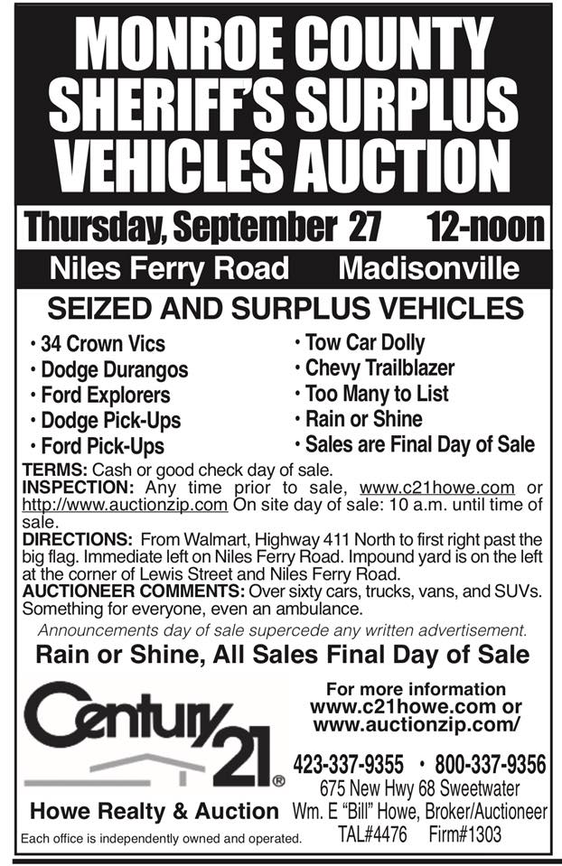 Vehicle Auction