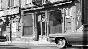 Saint-Sauveur dans les années 1950 (11) : taverne au coin Saint-Vallier et Renaud