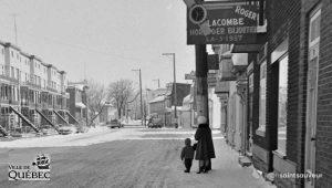 Saint-Sauveur dans les années 1960 (28) : rue Saint-Vallier Ouest