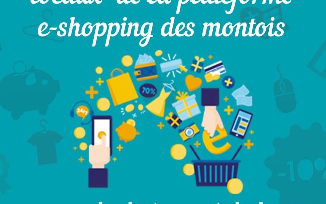 Nouvelle plateforme e-shopping pour les commerces Montois