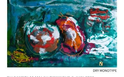 """Exposition Olivier Navarre """"Strate Art"""" Galerie des Ateliers des Capucins à Mons"""
