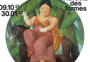 Exposition Fernando Botero au BAM du 9 octobre 21 au 30 janvier 22
