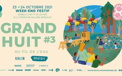 Le Grand-Huit à Ghlin 23 & 24 octobre 2021