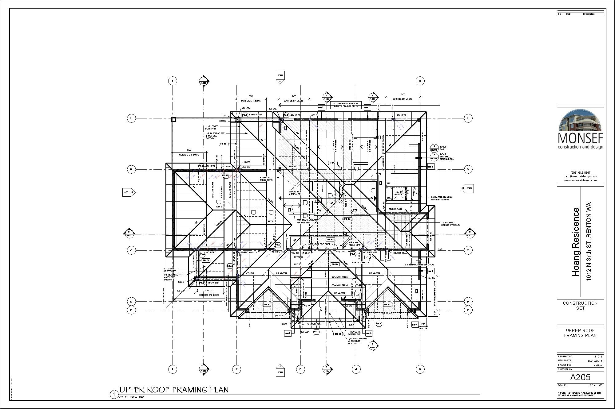 Monsef Donogh Design Grouphoang Residence