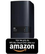 WD My Cloud EX2 Ultra Amazon