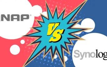 Qnap vs Synology comparatif