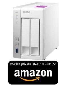 Achat Qnap TS-231P2