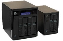 Test WD My cloud pro pr2100 pr4100