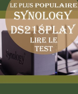 serveur nas populaire ds218play