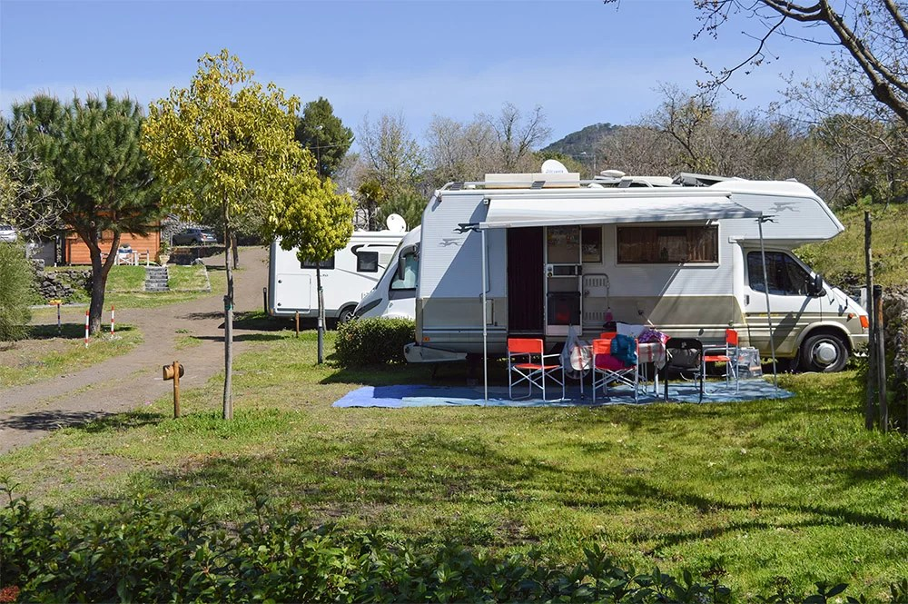 Galleria - Area Attrezzata Camper - Mons Gibel Camping Park