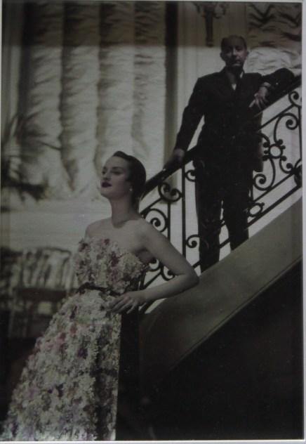 Voici l'original avec Christian Dior et un modèle